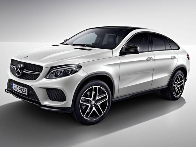 Mercedes Benz Gle Coupe Unveiled With Desirable Night Package