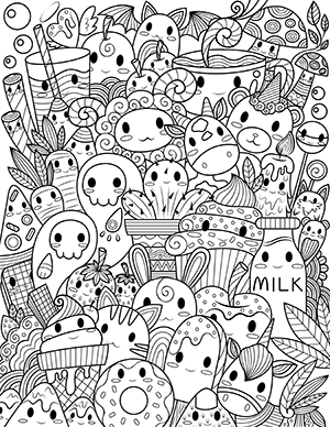 Colouring Pages Print