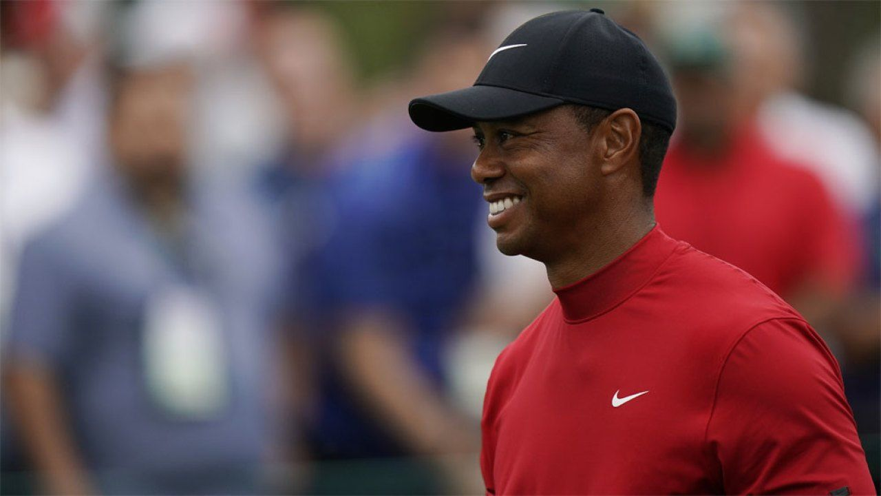 Tiger Woods makes Masters his 15th and most improbable