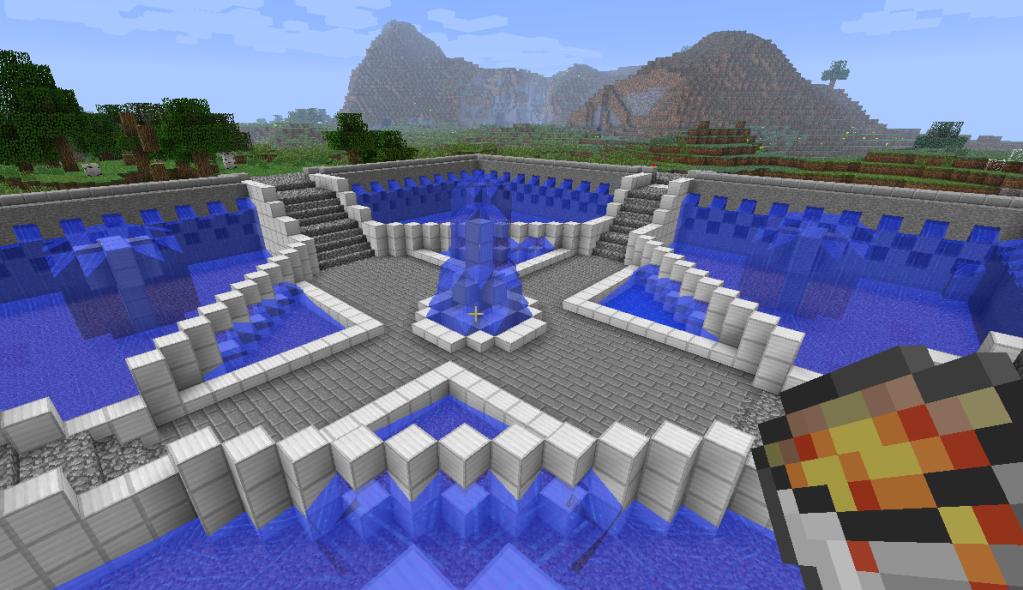 Town Center - Screenshots - Show Your Creation - Minecraft Forum