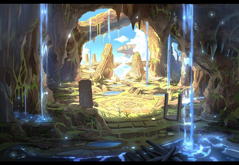 Idea by Farnaz tabassum on angels fantasy   Concept art
