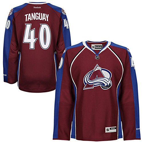 40 Alex Tanguay Colorado Avalanche Home Womens Premier Jersey Burgundy color Size L -- Find out more about the great product at the image link.