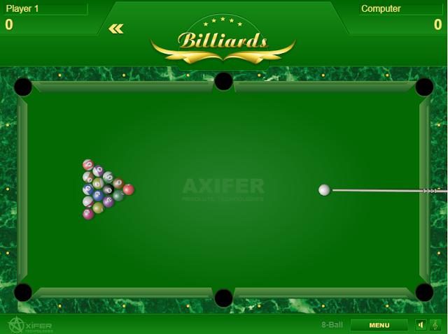 أفضل لعبة بلياردو على مر التاريخ Billiards Gamezer هذه لعبة بلياردو ممتعة جدا يمكنك أن تلعبها مع صديقك أو مع الكومبيوتر Billiards Game Billiards 8ball Pool