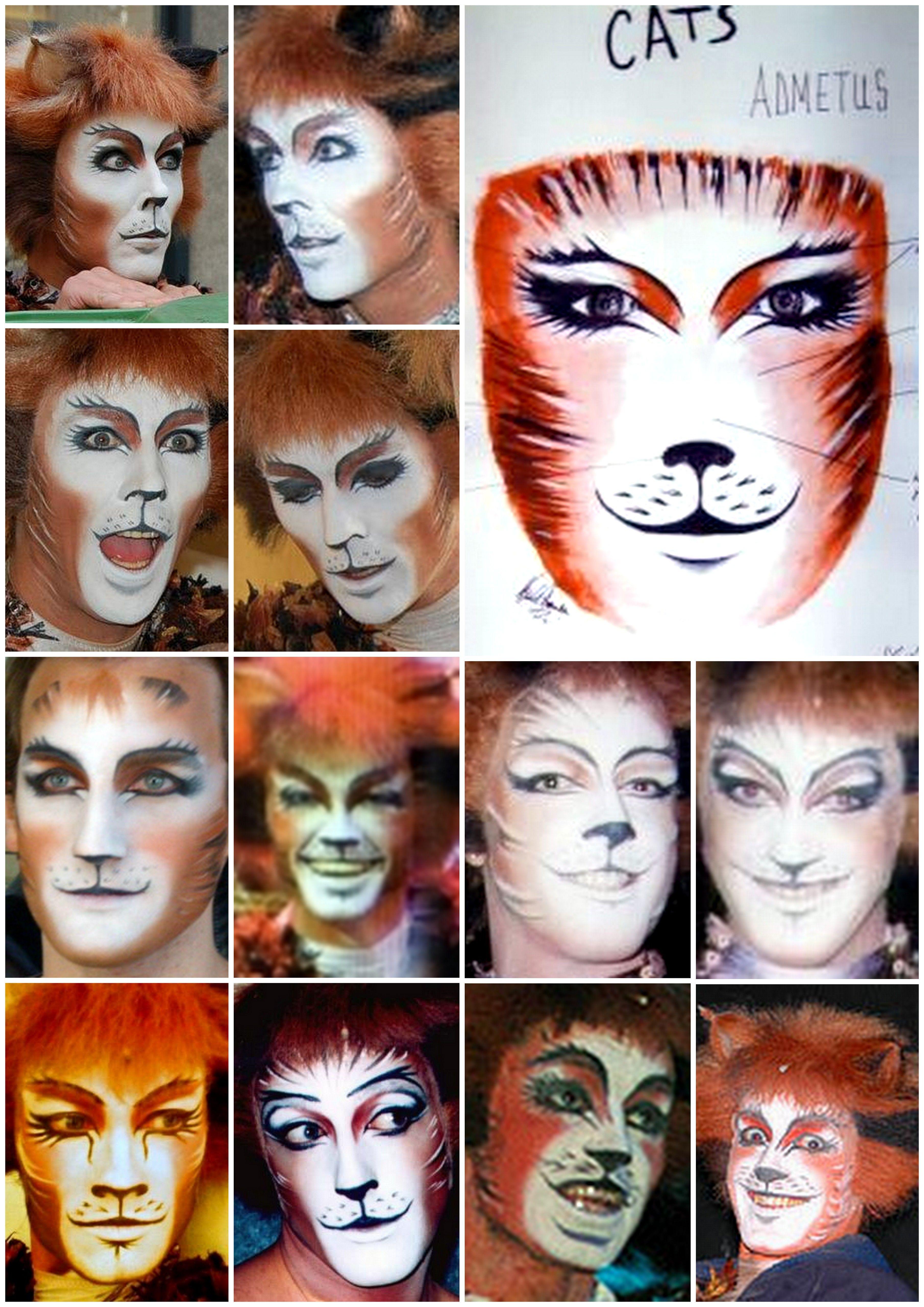 Admetus Makeup Ref