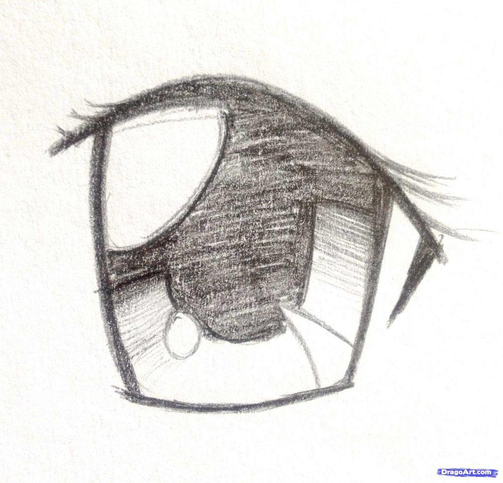 Learn To Draw Eyes Manga augen zeichnen, Anime augen