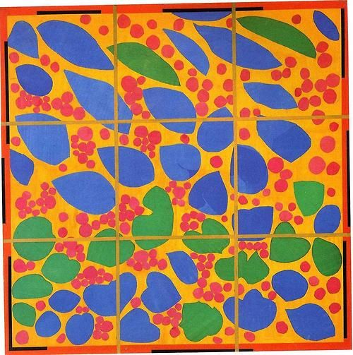 Artist: Henri Matisse, Abstract Painting, Fauvism, Oil Painting