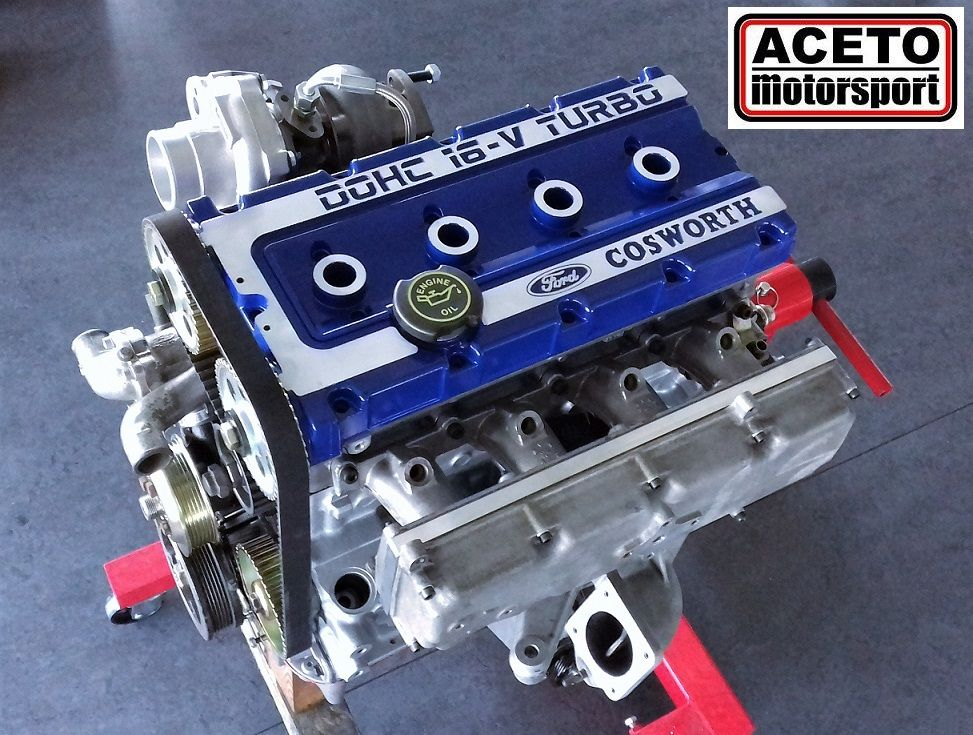 Ford Cosworth YB New Engine By Aceto Motorsport | Engine
