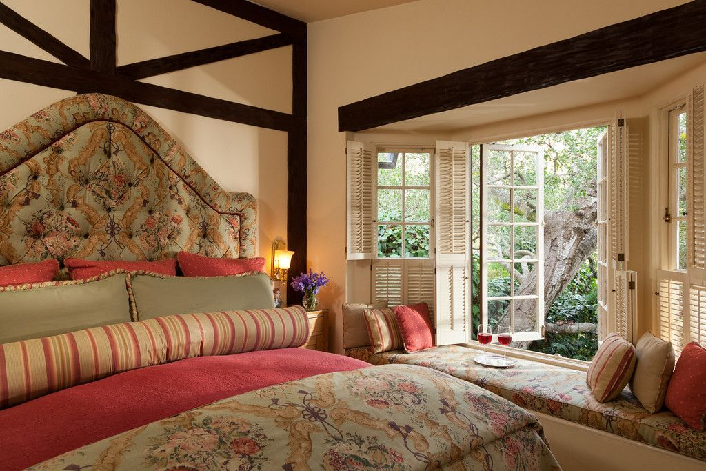 Pin by Old Monterey Inn on Garden Cottage Romantic room