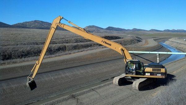 Dragline Excavator Vs Long Reach Excavator X vs Y #excavators - dragline operator sample resume