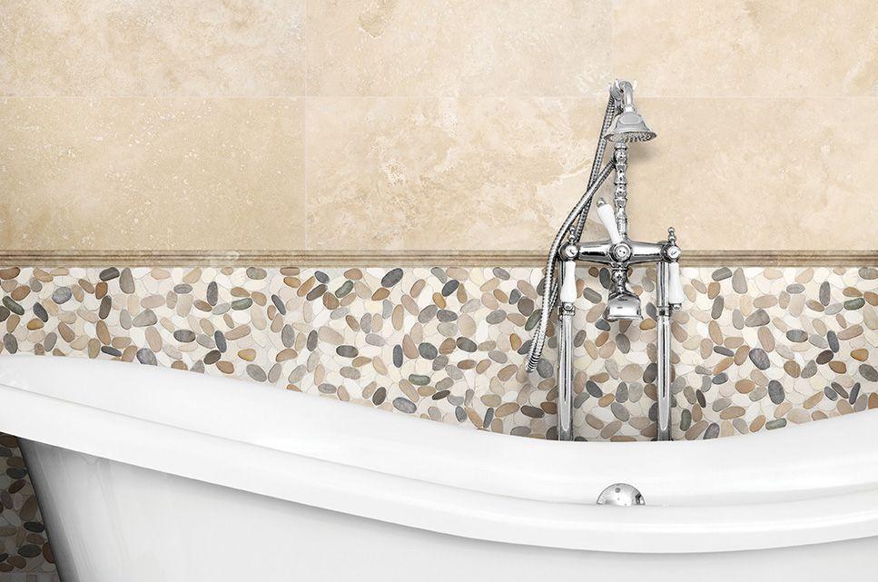 mosaic wall tiles pebble mosaic tile