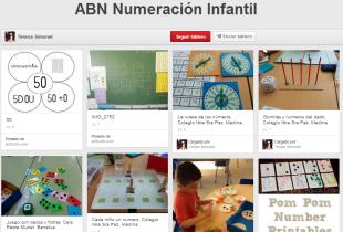 Tableros Pinterest para el ABN