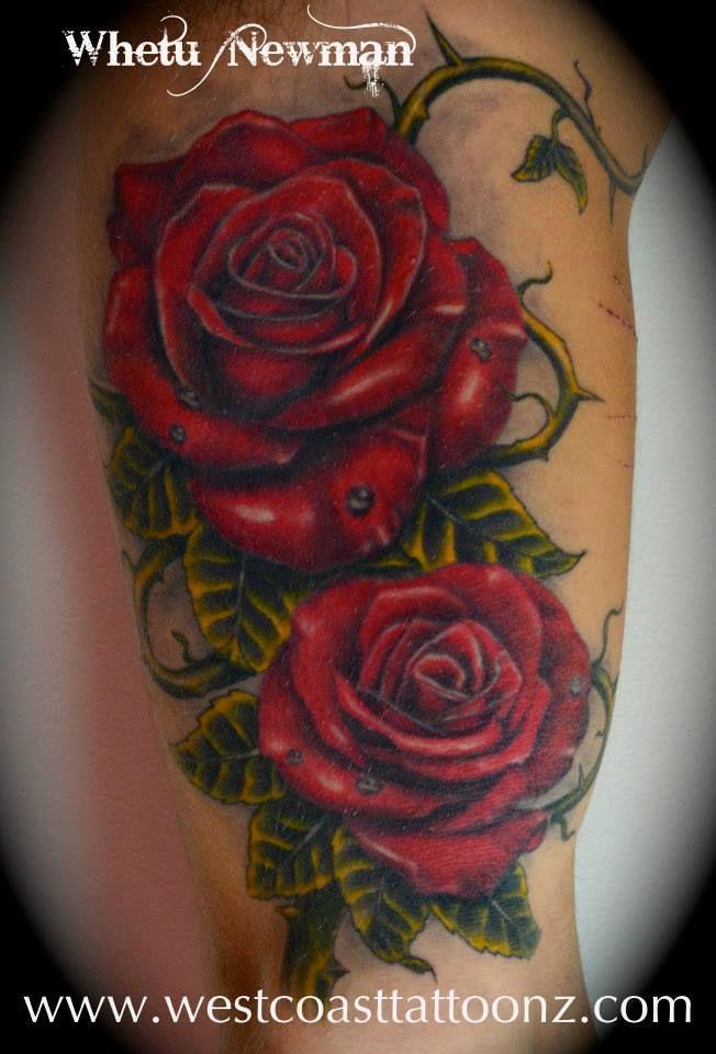 westcoast tattoo nz, whetu newman ,new plymouth , new zealand tattoo