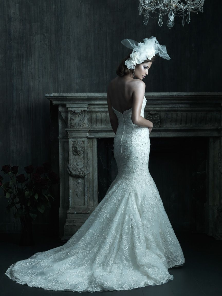 Pin by Destiny Bridal on Allure | Pinterest | Allure bridal, Allure ...