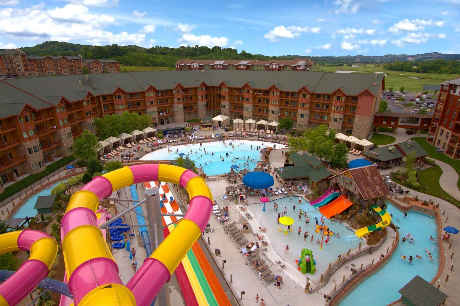 Affordable Family Vacation Fun at Wilderness at the