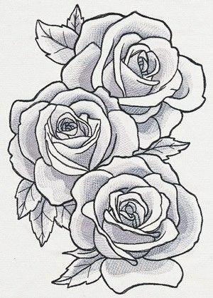 Pin von Sashenka auf Тату | Pinterest | Malvorlagen blumen, Tattoo ...