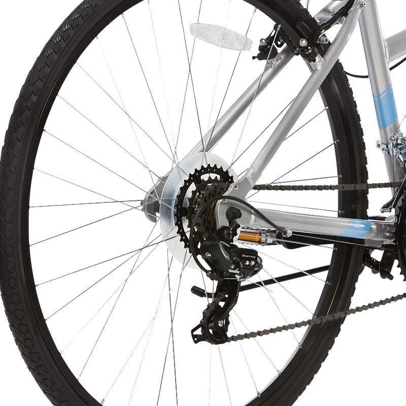 Nakamura Royal 700c Women S Hybrid Bike 2018 Silver Bike