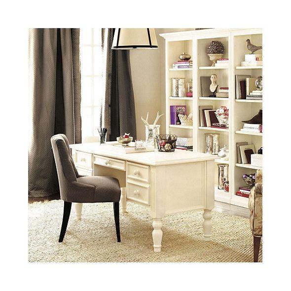 Home Office Ensemble 3-Drawer Desk