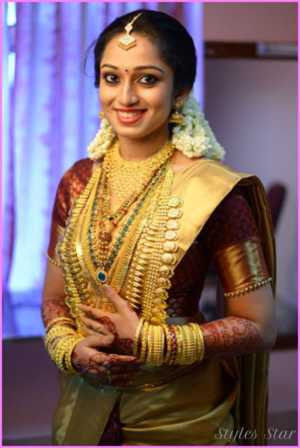 Pin By Sasi Kala On Hemalatha Bridal Saree Wedding Jewelry