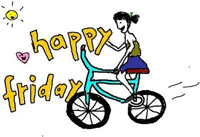 Happy Friday May Your Weekend Be Filled With Bike Rides Bike