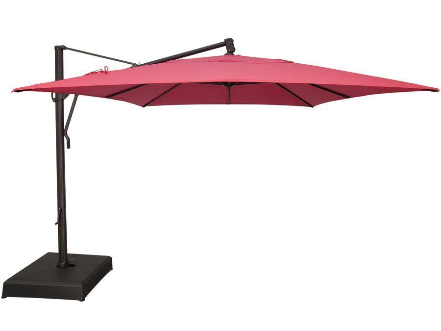 Treasure Garden Cantilever Aluminum 10 X 13 Foot Cantilever Umbrella Akzrt Outdoor Garden Furniture Patio Umbrellas Patio Furniture Covers