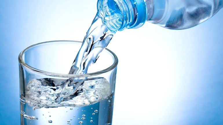 Are you drinking enough water you would be surprised what