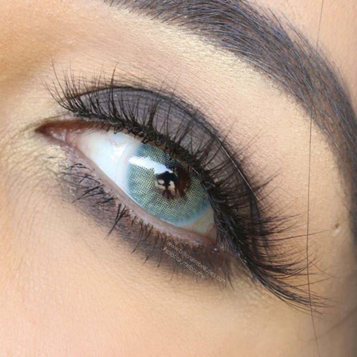 Contacts: Solotica Hidrocor Quartzo Contact Lens. Simple But Elegant