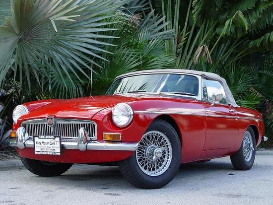 1967 MG MGB Roadster - Pictures - 1967 MG MGB Roadster picture