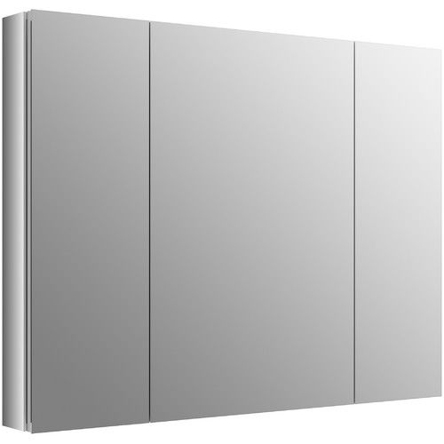 Verdera 40 Quot X 30 Quot Aluminum Medicine Cabinet With Adjustable Magnifying Mirror And Slow Close