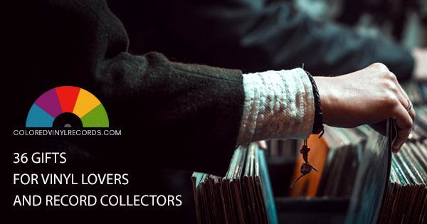 43 Gifts For Vinyl Lovers And Record Collectors Record Collectors Vinyl Records