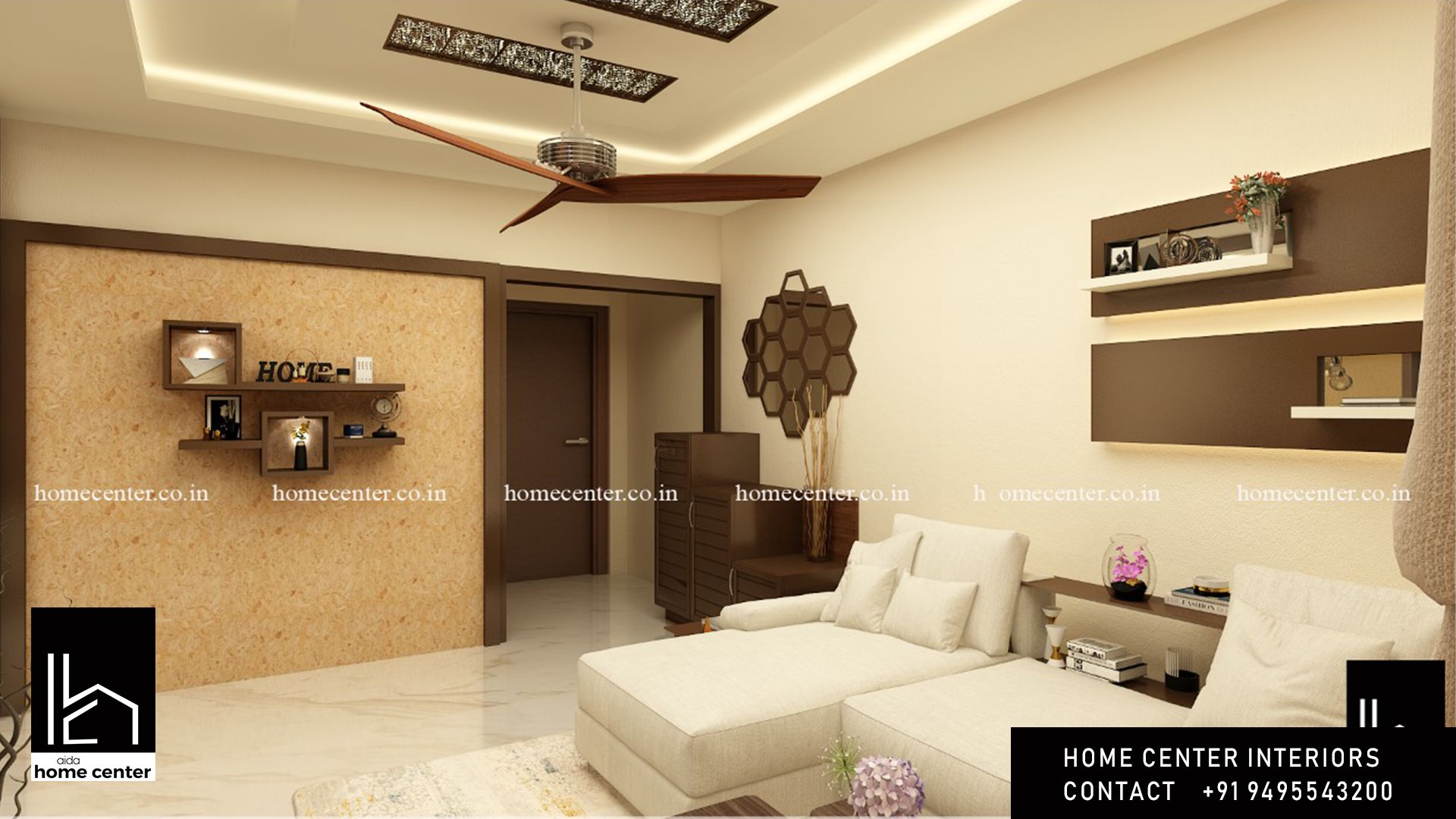 Top Turnkey Interior Designers In Thiruvalla Kerala With A