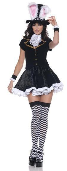 Disfraz chica Alicia en el País de las Maravillas Mad Hatter - mens halloween ideas