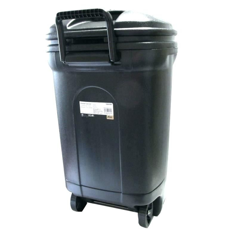 Gleaming Rubbermaid Trash Cans Home Depot Illustrations New Rubbermaid Trash Cans Home Depot Or Home Trash Cans Home Depot Garbage Cans Blue Hawk Gallon Black