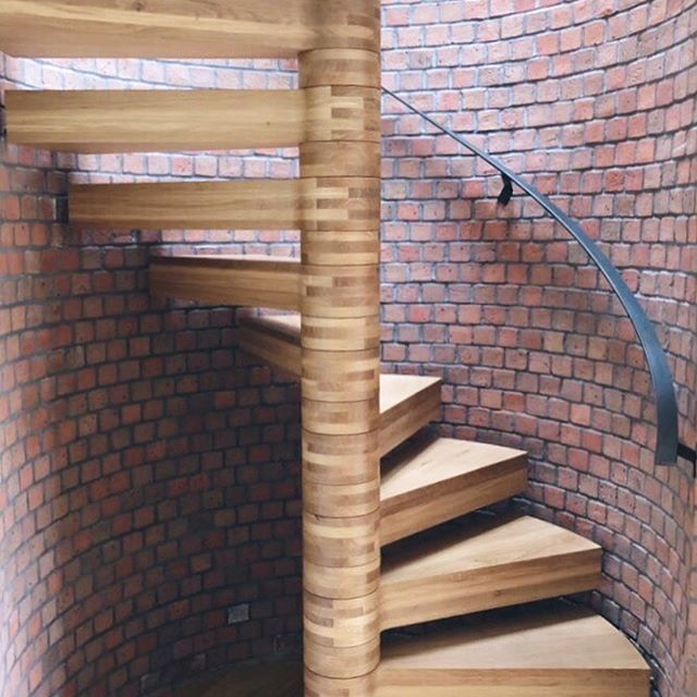 Best Bespoke Architectural Interiors A Spiral Staircase With 400 x 300
