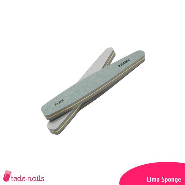 Lima Sponge Todo Nails Accesorios Para Unas Limas Unas