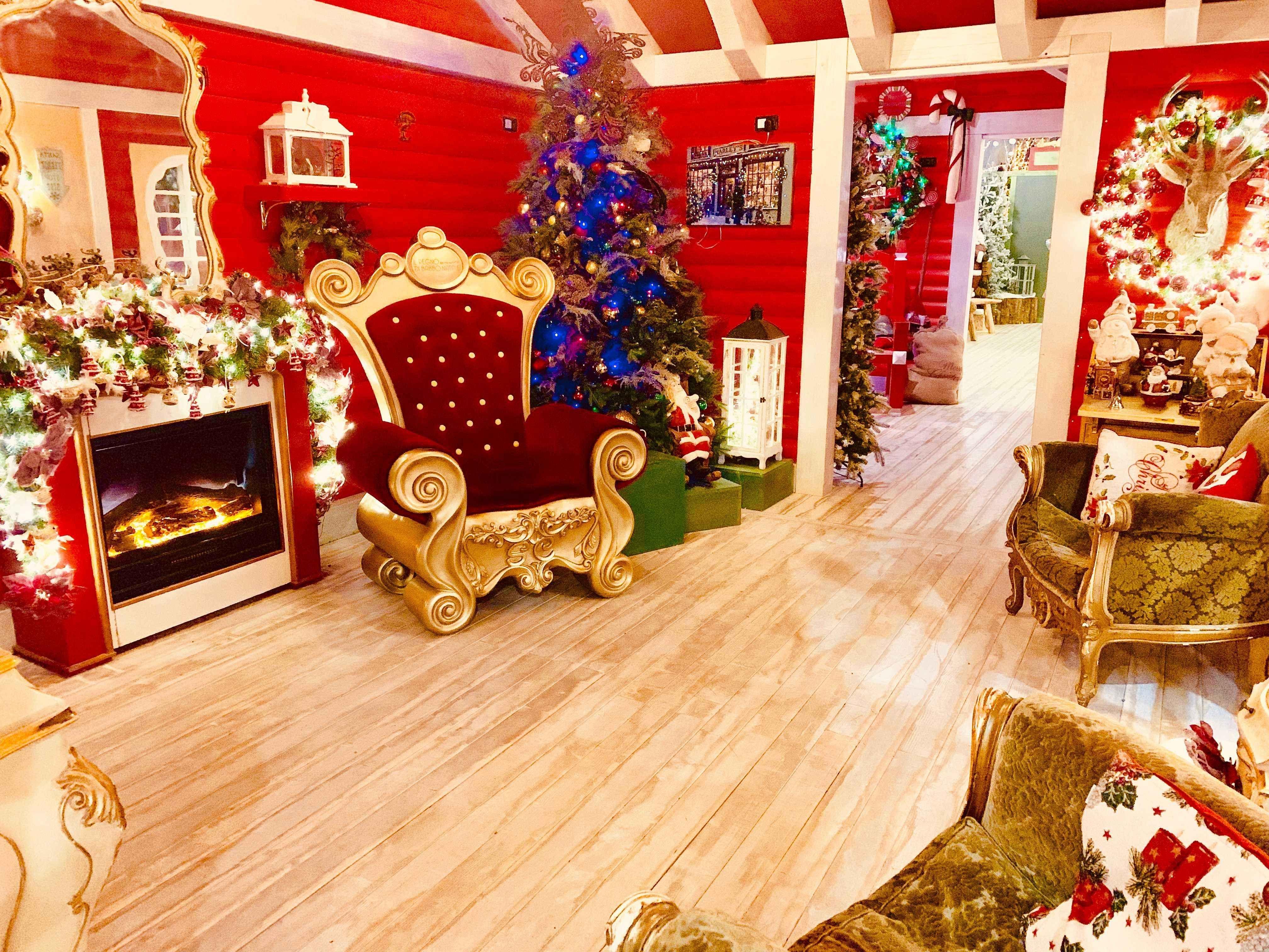 Il regno di Babbo Natale a Vetralla (Babbo Natale