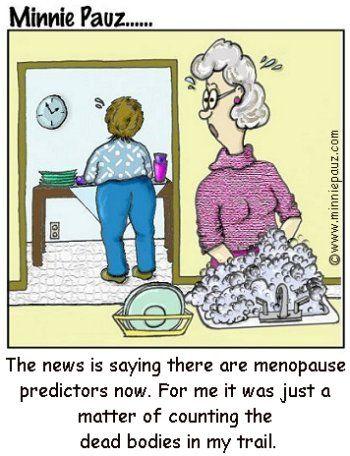 Menopause Humor Jokes Laughs Menopause Humor Menopause Cartoons