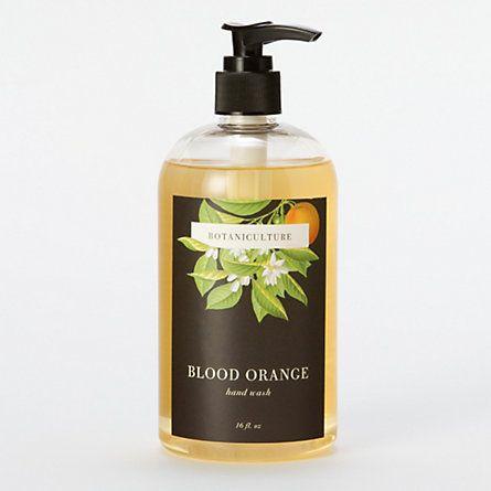 Botaniculture Blood Orange Hand Wash