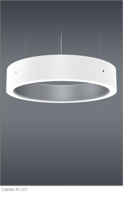 Delray Lighting Cylindro Iii A Large Diameter Led Color