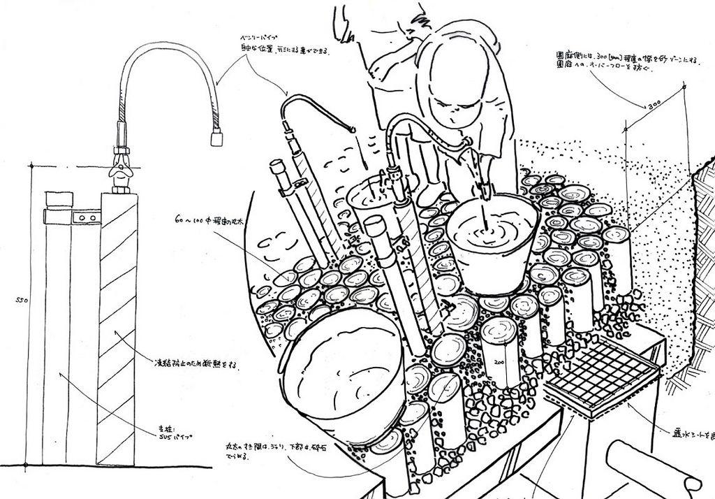 Tezuka Architects Fuji Kindergarten Drawings 05
