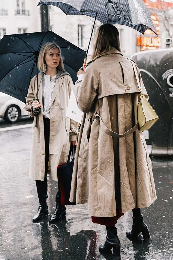 8 looks pra usar em dias chuvosos » STEAL THE LOOK