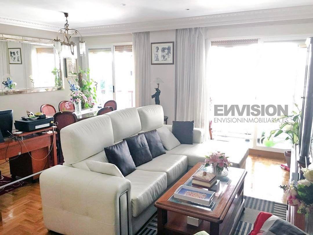Por si alguien le interesa tenemos disponible este piso para alquilar del uno al 24 de julio en #Amara #donostia #sansebastian Más info en el teléfono 609 375 833 #envisioninmobiliaria