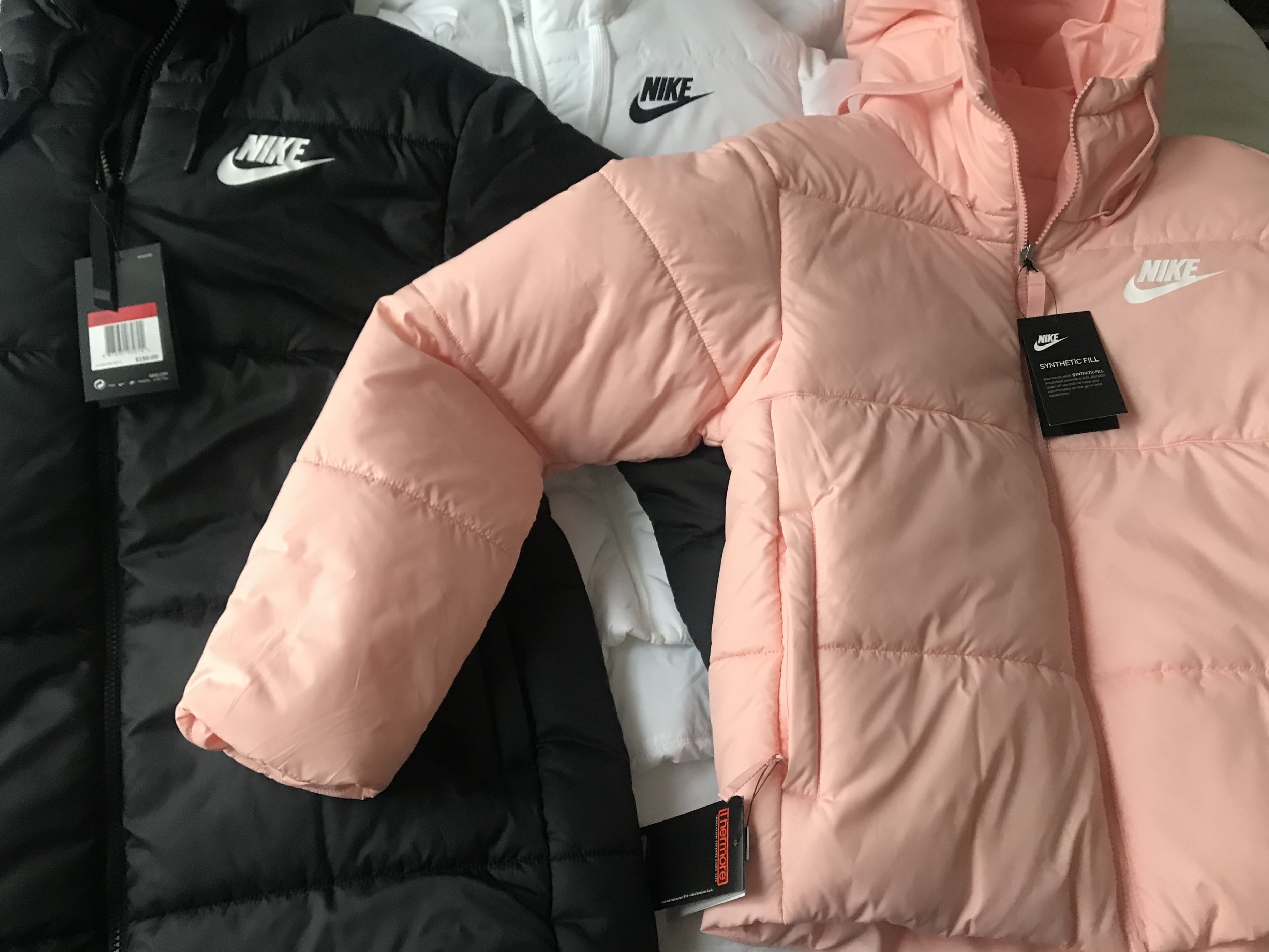 Nike Puffer Shopping Outfit Nike Winter Jackets [ 2794 x 3722 Pixel ]