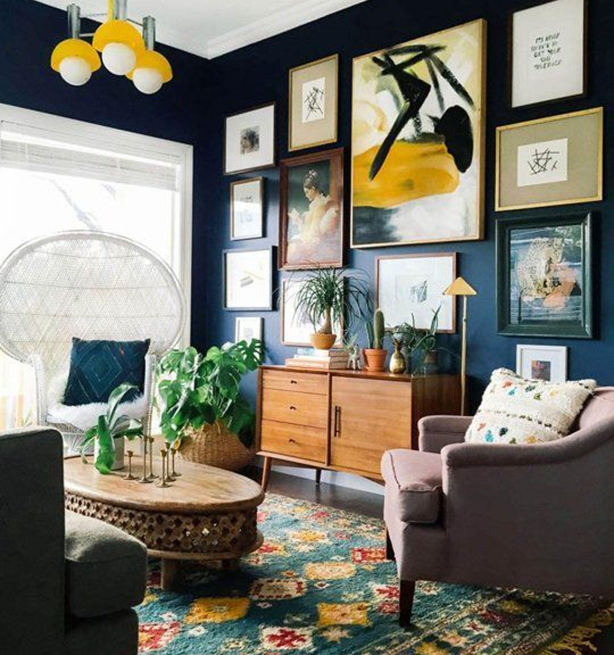 Home Decor Styles Quiz: Retro Home Decor, Living Room