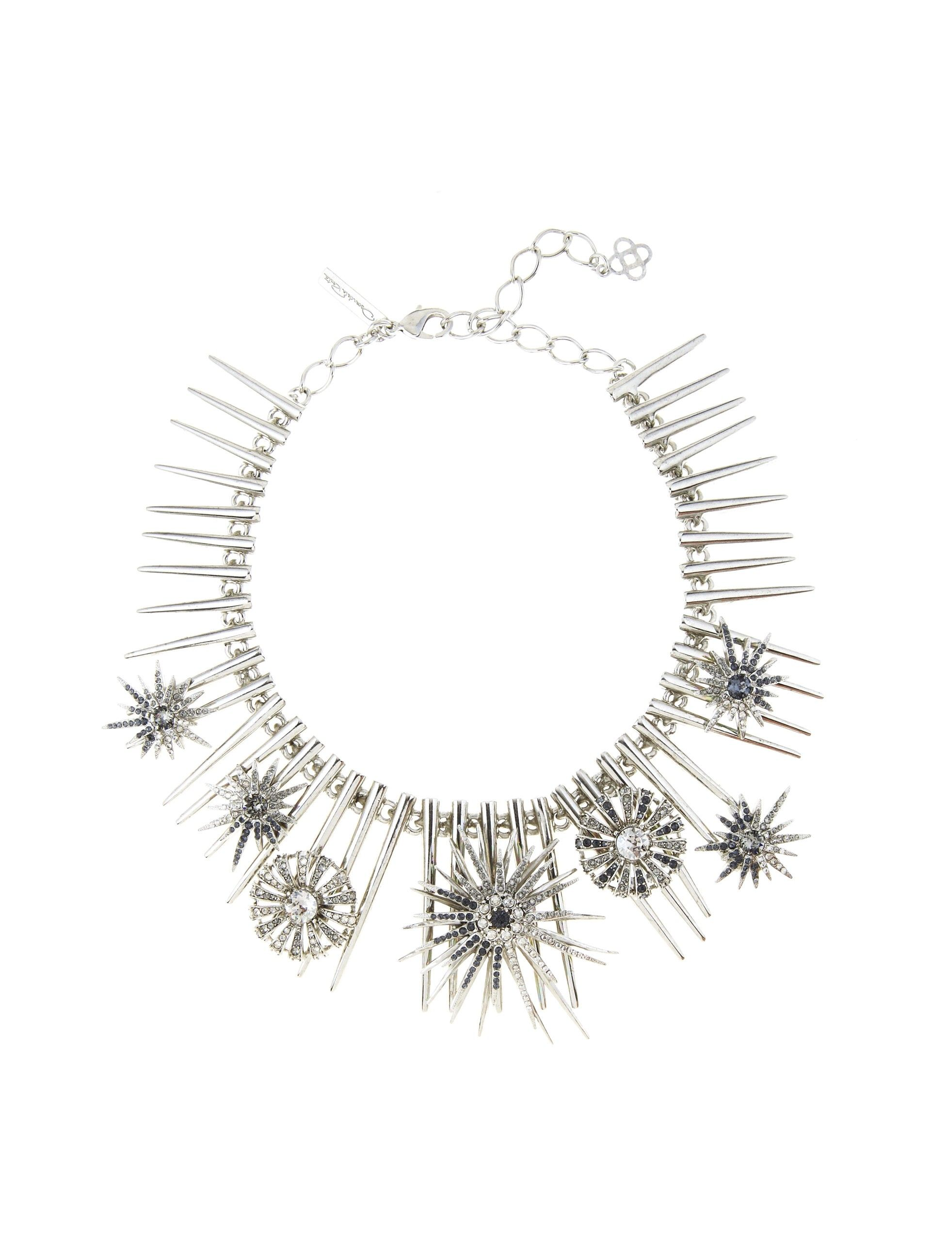 Oscar de la Renta - Celestial Star Necklace