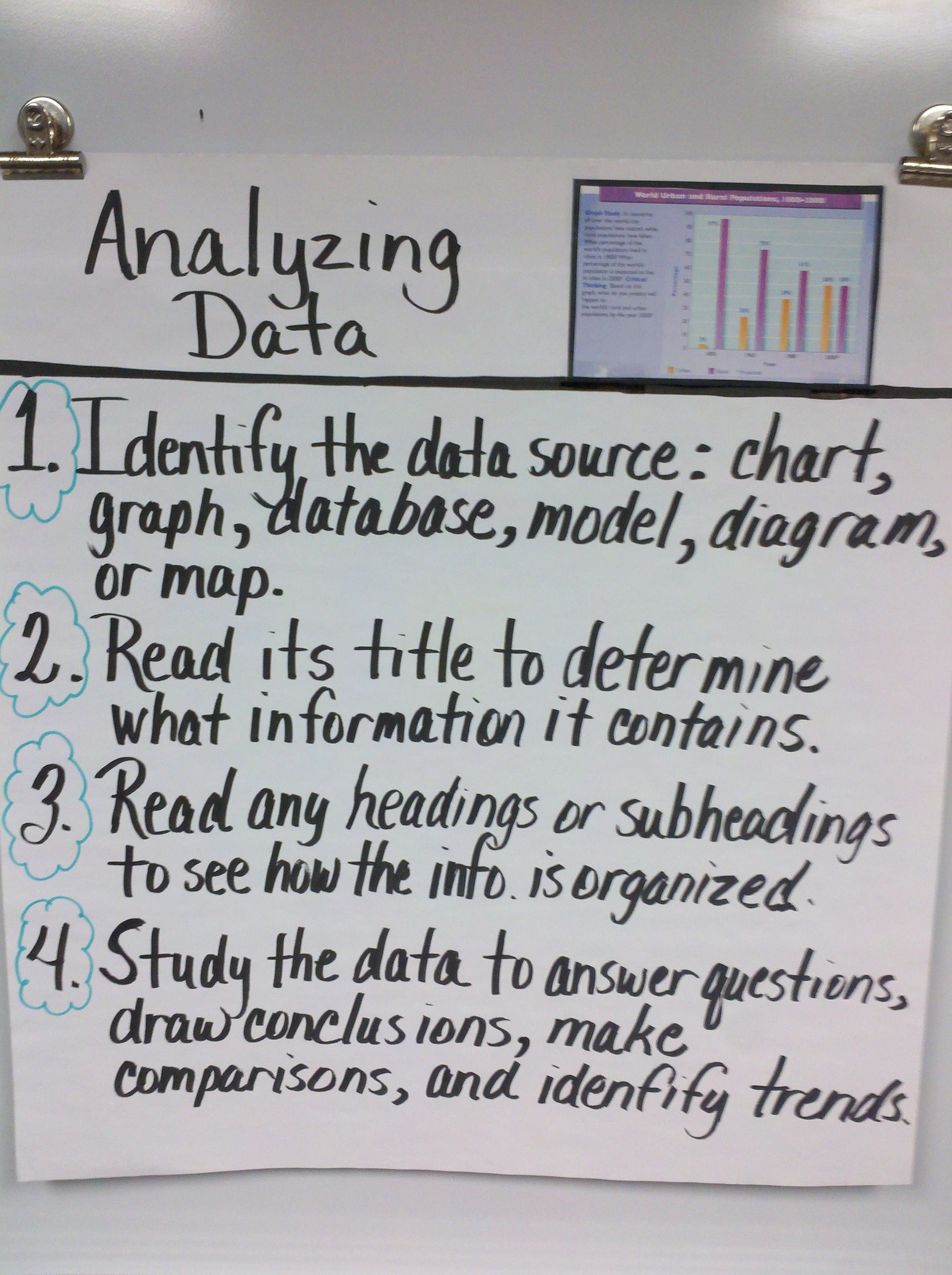 how to analyze sources and information And once you find a successful routine for information-gathering, it will   evaluate the information sources you found analyze and adjust your.