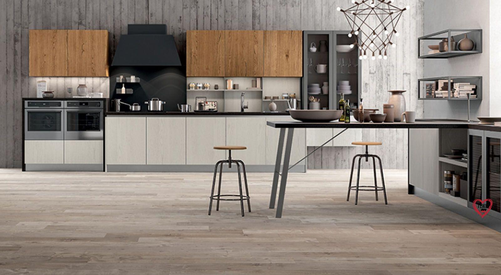 cucine componibili moderne lineari | Area cucina nel 2018 ...