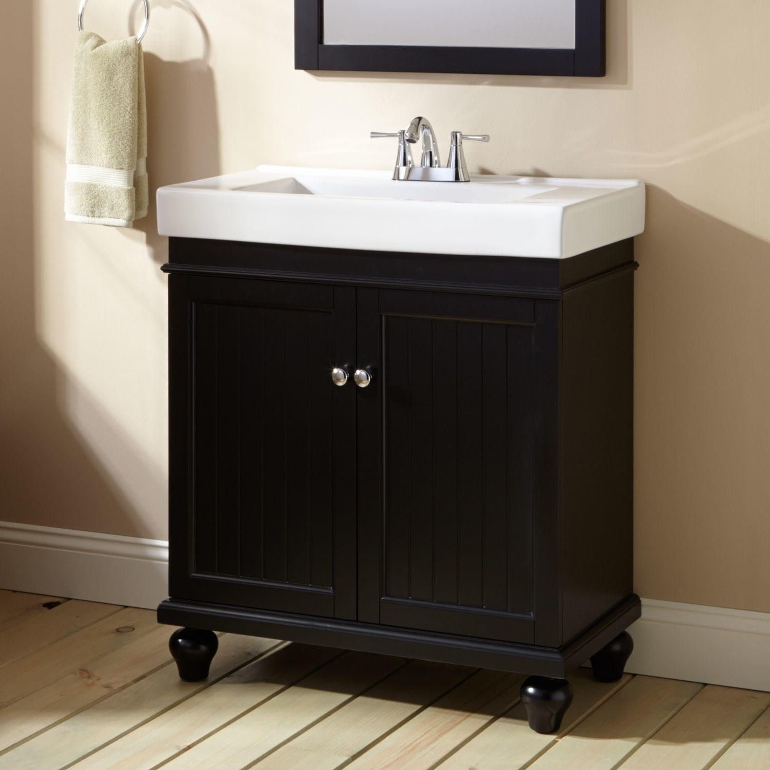 30 Lander Vanity Black Bathroom In Dimensions 1500 X Bath Cabinets If Your Is Too Little There Are Other Sizes Vani