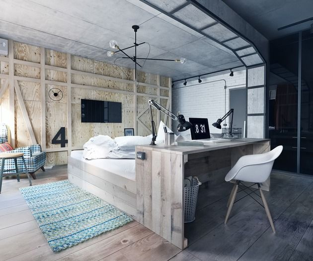 18 hölzerne Schlafzimmer Designs zu Envy (aktualisiert ...