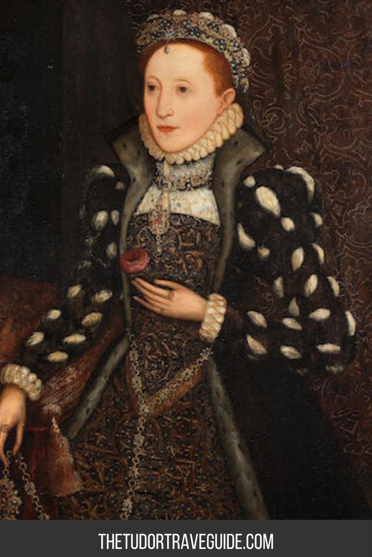 William Cecil And Elizabeth I The Power Couple Of The Tudor Age The Tudor Travel Guide Young Queen Elizabeth Elizabeth I Portrait