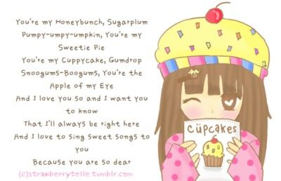 Cuppy cake girl